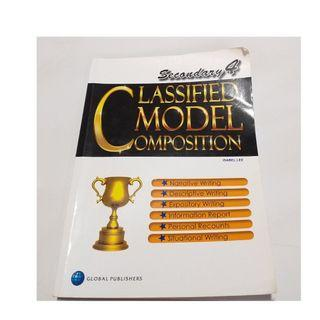 Secondary 4 Classified Model Composition