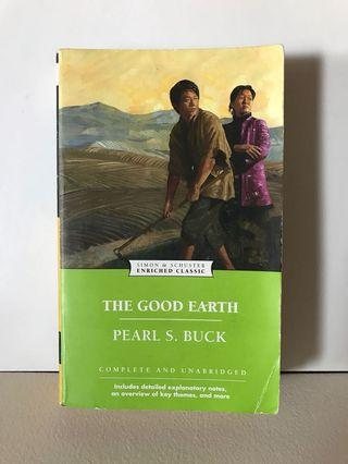 [Incl. Postage] The Good Earth by Pearl S. Buck