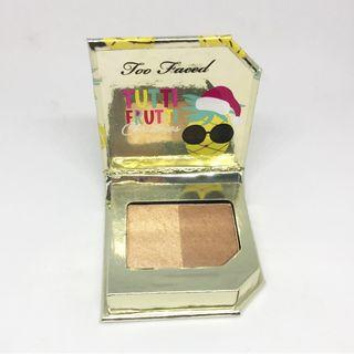 Too Faced highlighter & bronzer duo