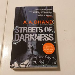 9780552172783 Street of Darkness by A. A. Dhand