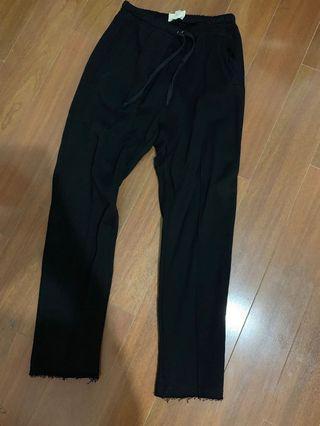 Tobi black sweatpants