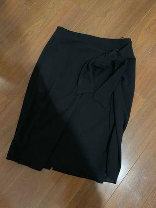 Delphine the label AUS skirt with tie