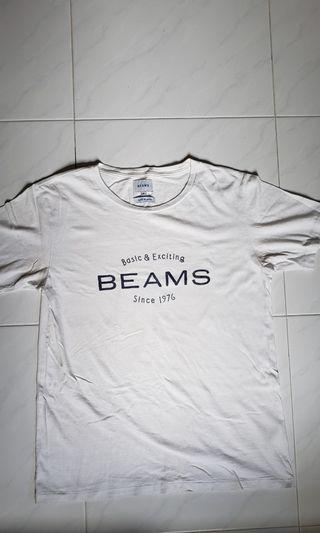 Beams Tee 日本製