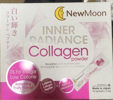 New moon collagen
