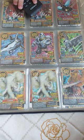 🚚 Animal kaiser card the cheapest
