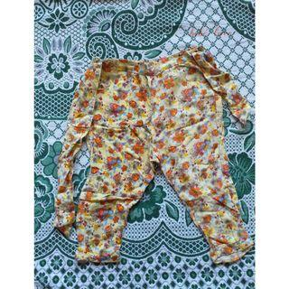 Juniors Floral Trousers