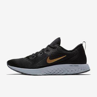 [外國代購 7-10日] Nike Legend React Black Gold (AA1626-004)