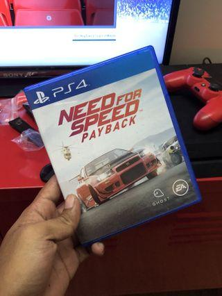 Need for speed-payback