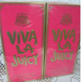 CLEARANCE ! 100ml JUICY COUTURE VIVA LA JUICY EDP women perfume eau de parfum Authentic new sealed !