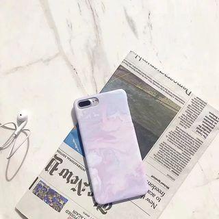 🚚 Iphone大理石紋手機殼