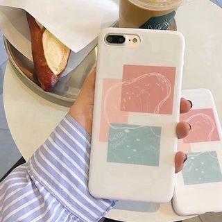 Iphone簡約手機殼