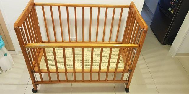 二手嬰兒床
