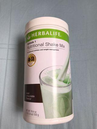 Herbalife - Mint Chocolate Flavour