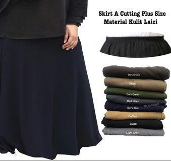 Long Skirt plus size