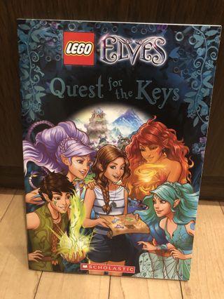 Lego Elves- Quest for the Keys