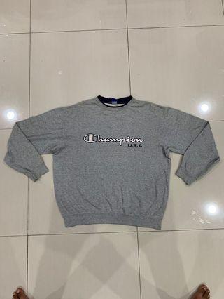 Combo Champion sweatshirt