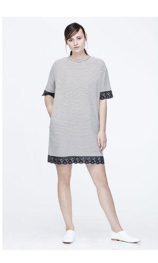 LALU Lace Shift Dress