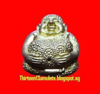Thai Amulets ( Lp Pian - Sankachai )