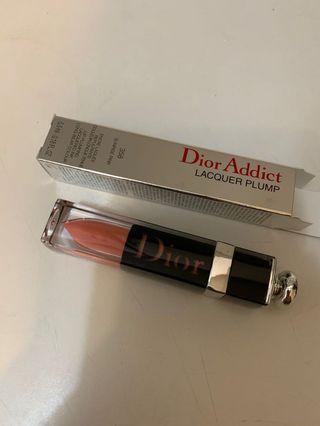 Dior lacquer plump #358