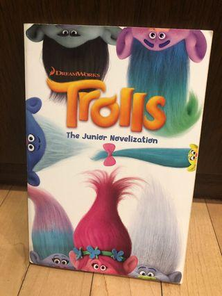 Trolls - The Junior Novelization