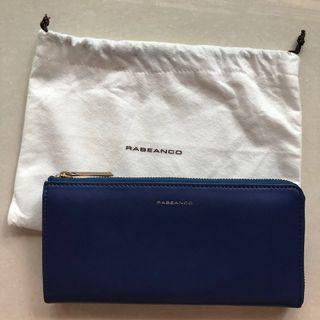 authentic rabeanco long wallet