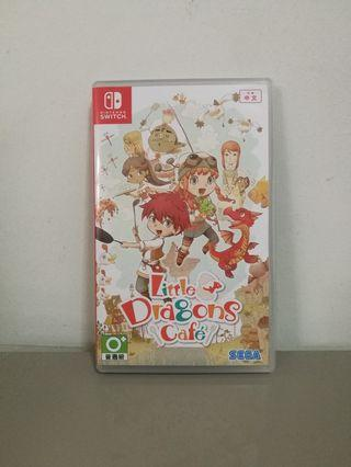 Nintendo Switch Little Dragon Cafe (Sell / Swap)