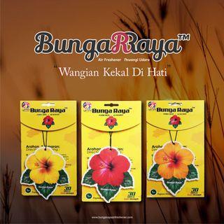 BungaRRaya Air Freshener