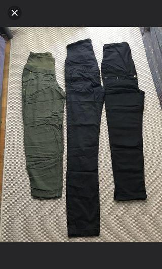 Maternity pants #EndgameYourExcess