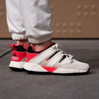 Adidas EQT Cushion 2 Beige / Coral Red