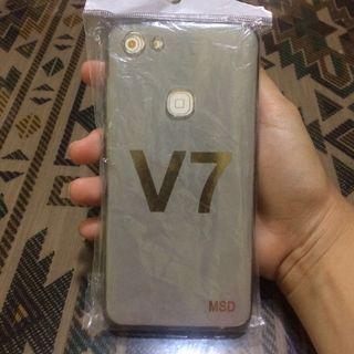 Vivo V7 Soft Clear Case