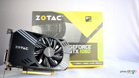🚚 Zotac GTX 1060 3gb Mini