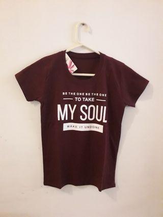 Kaos Maroon My Soul