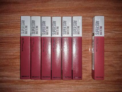 Maybelline Super Stay Matte Ink Liquid Lipstick