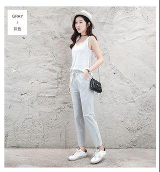 🚚 Grey cargo pants
