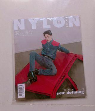 Kuanlin Nylon Magazine