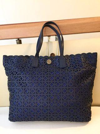 AUTHENTIC TORY BURCH KELSEY EAST-WEST TOTE BAG