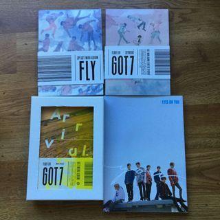 wts kpop albums