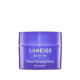 Laneigi water sleeping mask in lavender 15ml [ORIGINAL]