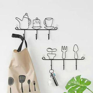 Wall Hook Kitchen Hanger