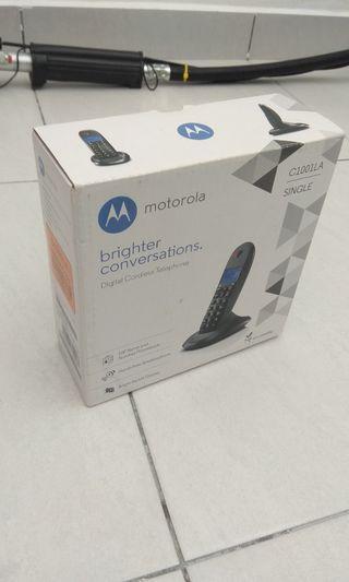 Motorola C1001LA dect phone