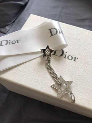 Dior Clip Earrings