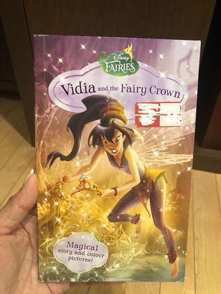 Disney Fairies - Vidia & the Fairy Crown