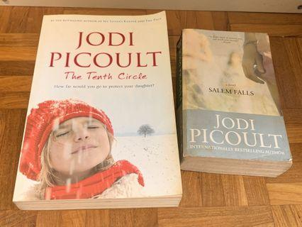 Jodi Picoult the tenth circle a novel Salem Falls best selling author