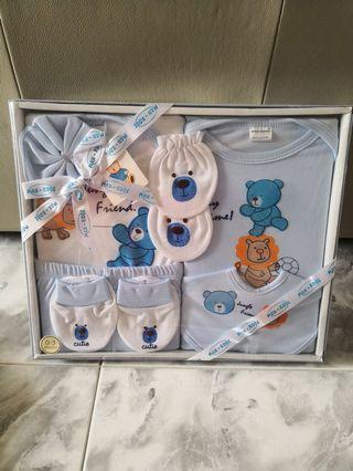 🚚 Max-kool 7pcs baby gift set
