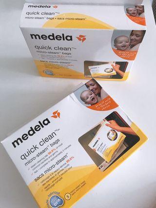 Medellin Micro-Steam bags **brand new**