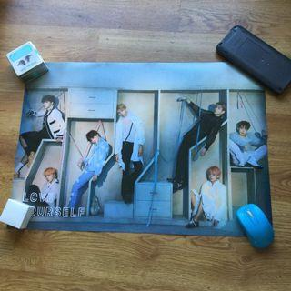 wts kpop posters