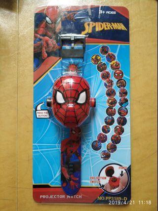 蜘蛛俠玩具表