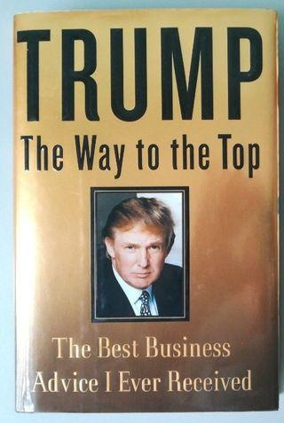 Trump: The way to the top.