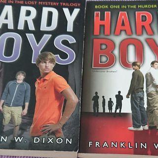 Hardy Boys adventure series