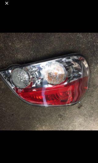 2005, 2006, 2007 Subaru Impreza sedan TS rear left tail lamp like new